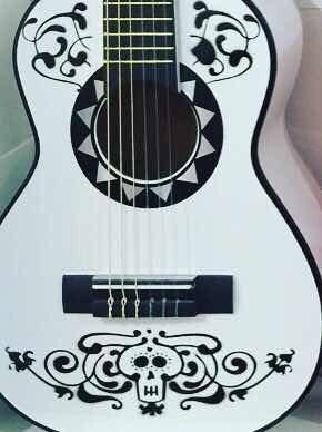 Guitarras Acústica Para Niños+ Forro-+ Metodo