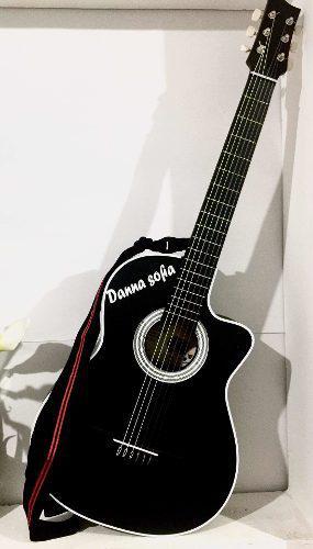 Guitarras Acústicas Diseños Exclusivos+pers +correa..
