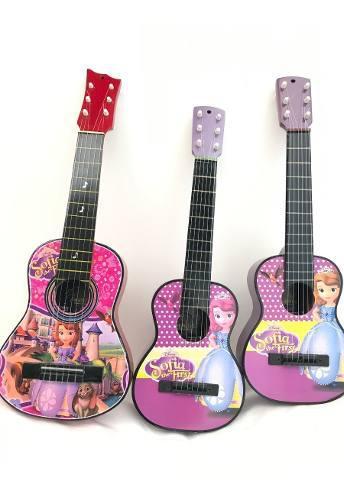 Guitarras Acusticas Niños 1 A 4 Años+ Forro-nuevos