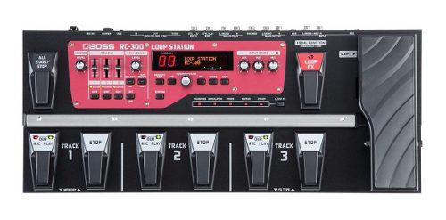 Pedal Boss Rc300 Loop Station