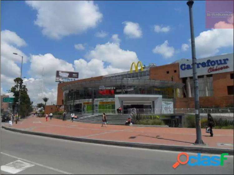 Bogotá c.c. bulevar niza venta o arriendo local
