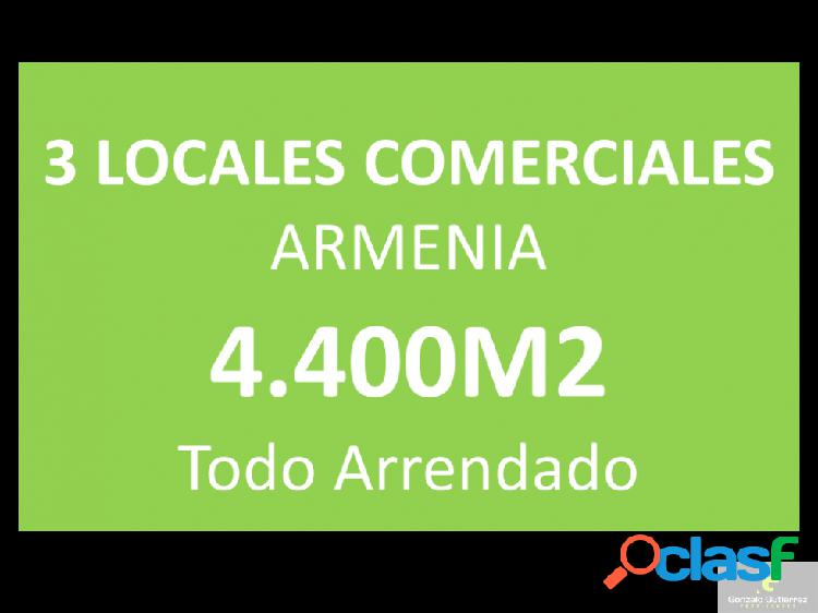 LOCALES COMERCIALES GRANDES ARMENIA