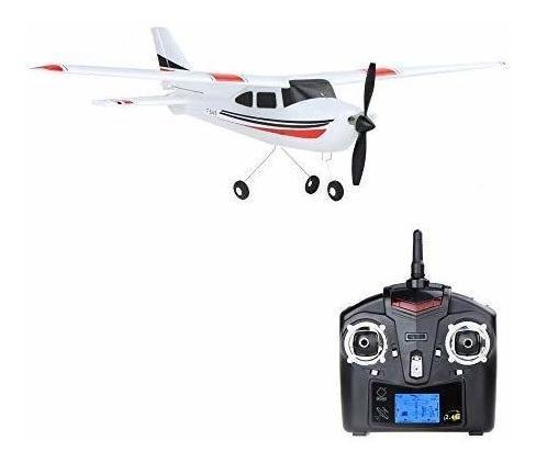 Aeronave Cessna Con Control Remoto De 3 Canales Entrega Ya