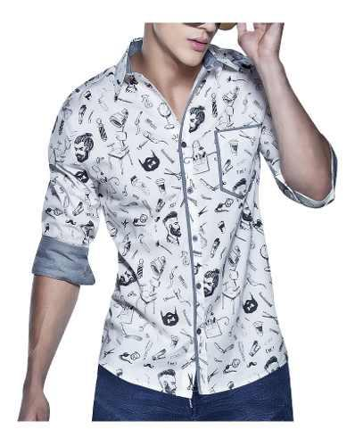 Camisa Juvenil Masculino Marketing Personal 44185