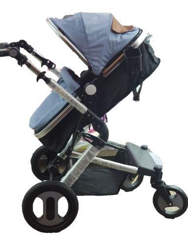Coche bebe niño niña viajero carriola travel system