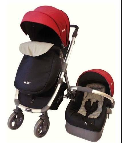 Coche para bebé travel system moderno marca priori