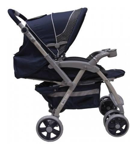 Coches bebe reversible baby cubretodo negro bandeja abatible