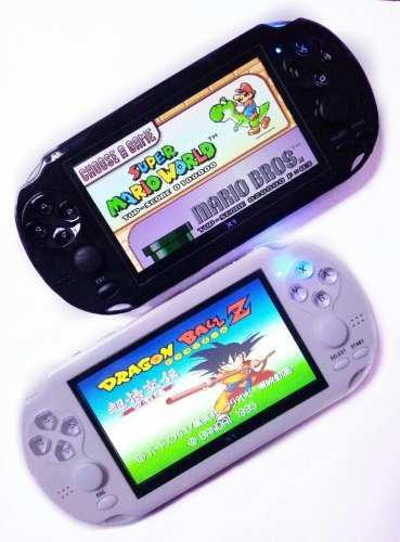 Consola tipo psp mp5 3000 juegos instalados