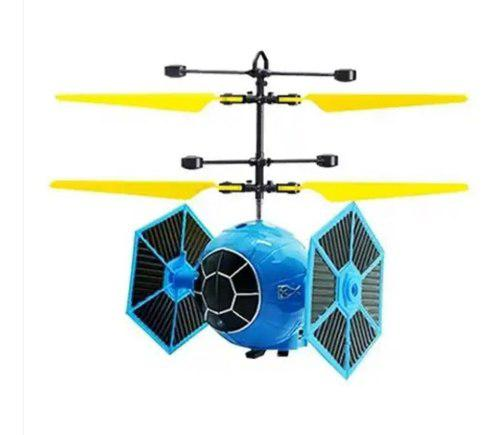 Drone Aircraft Helicoptero De Induccion Infrarroja Juguete.