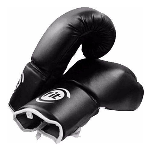 Guantes Boxeo 14 Onz Sportfitness Entrenamiento Profesional