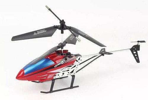 Helicoptero Control Remoto Grande 29cm 3.5ch Giroscopio 3308