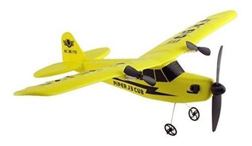 Leegor Control Remoto Helicóptero Avión Planeador Avión