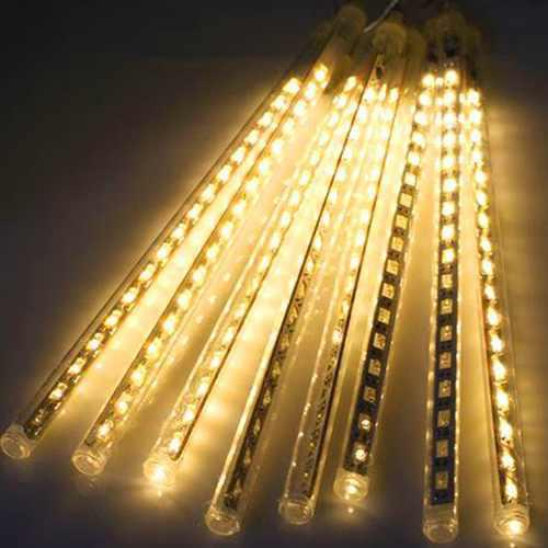 Luces Led Tipo Lagrima Decoración Navidad 30 Cm Rf M30r