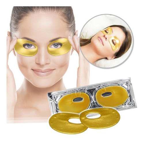 Mascara Colágeno Ojos Parpados Anti Ed - kg a $148