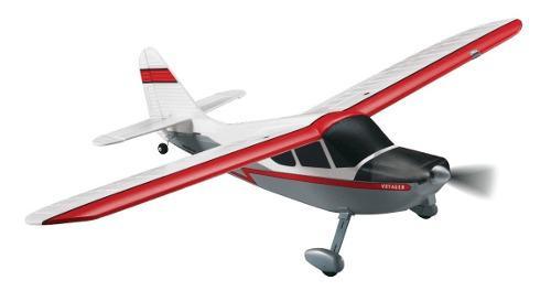 Voyager Avión Aeromodelismo Rc, 50 Cm Rtf Electrico Dromida