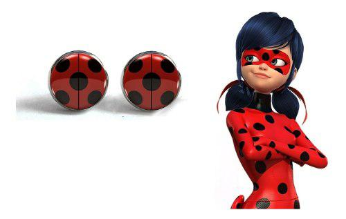 Aretes Miraculous Ladybug