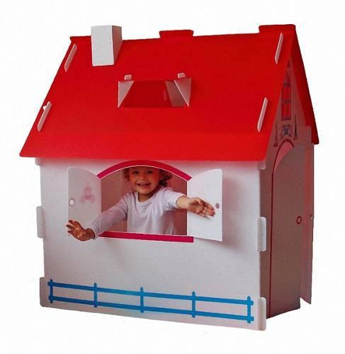 Casa juego infantil niña niño casita juguete 100% nacional
