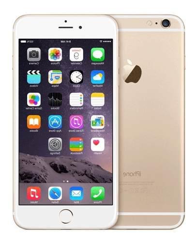 Celular iphone 6 de 32gb color dorado sistema operativo ios