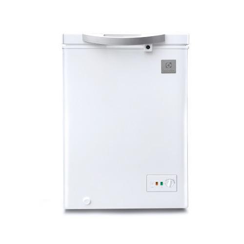 Congelador Horizontal Electrolux Efcc10c3hqw Blanco 100l