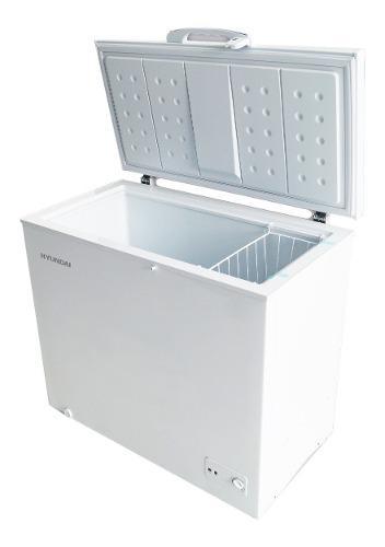 Congelador Hyundai - Refrigerador-198 Litros- 110v