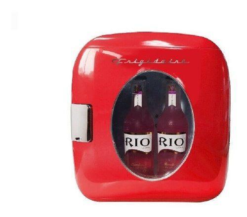 Frigidaire Mini Refrigerador Retro Portátil De 12 Latas