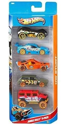 Hot wheels carros x5 autos mattel entrega inmediata oferta