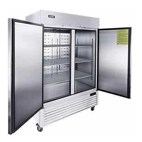 Kitma Fcb49r Nevera Refrigerador Comercial Para Restaurantes
