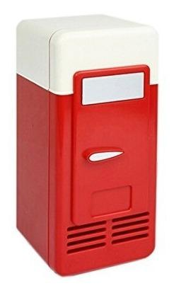 Refrigerador Usb Portátil Leorx Mini Nevera Refrigerador