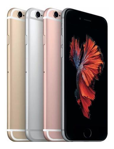 Iphone 6s 16gb 4g retina 12mpx 4k touch 3d 2gb + obsequios