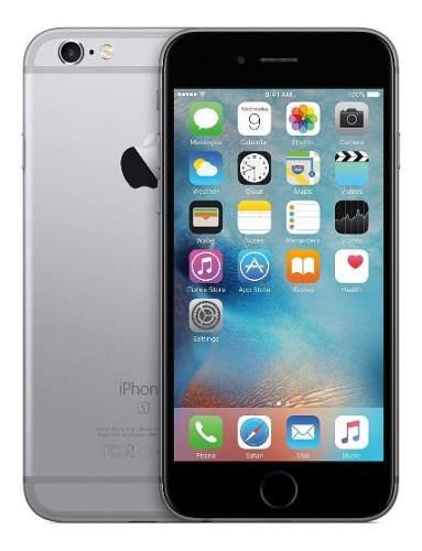 iPhone 6s 32gb Lte Nuevos 1 Año De Garantia