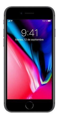 Iphone 8 64 gb pantalla retina hd lte