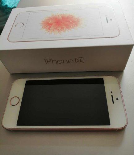 Iphone se rosado de 32 gb estado 9/10