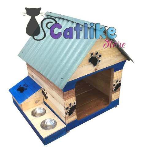 Casa Para Perros + Obsequio