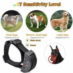 Collar De Adiestramiento Electrico Para Mascota Perro Anti L