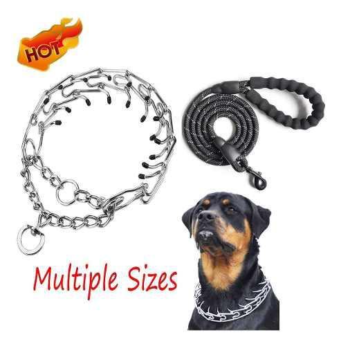 Collar De Adiestramiento Para Perros - Collar De Ahogad...