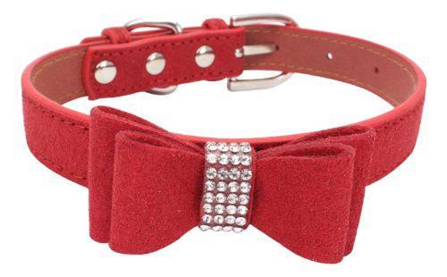 Collar De Perro Gato Connectado Con Árnes Accesorios De