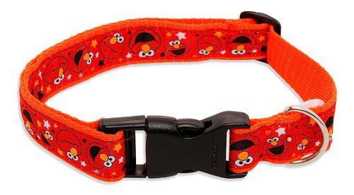 Collar Para Mascotas Elmo
