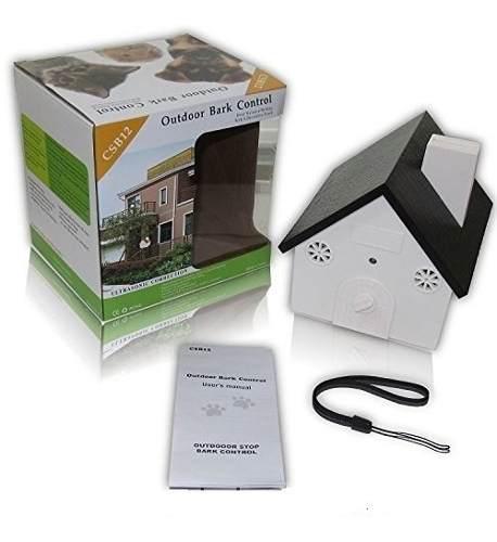 Dispositivo Outdoor Bark Control Antiladridos Perros