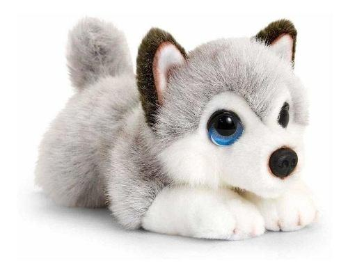 Keel Signature Cuddle Puppy Husky Perro Peluche Cm