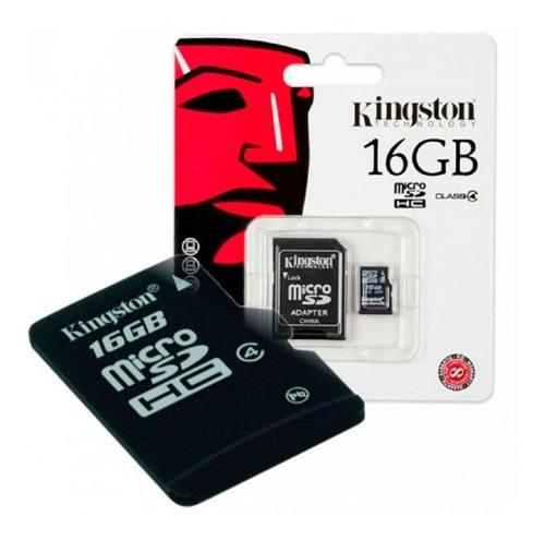 Memoria micro sd 16gb kingston original