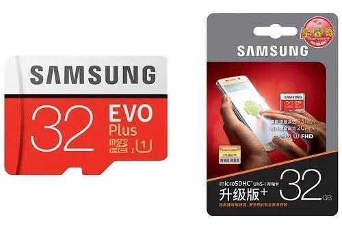 Samsung plus tarjeta micro sd 32gb 95mb/s