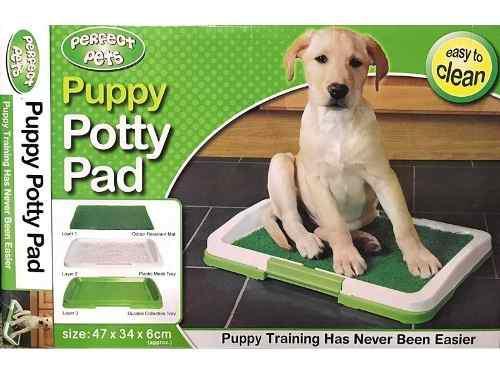 Tapete De Entrenamiento Sanitario Para Mascotas Puppy Potty