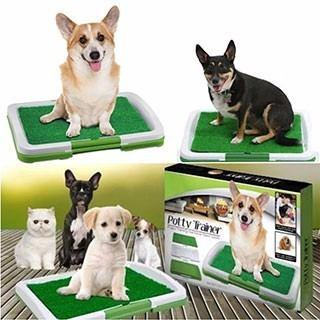 Tapete Entrenador Mascotas Lavable (Baño Puppy Pad)