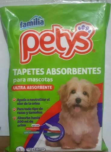 Tapetes Absorbentes Para Mascotas X 5 Unidades - Perros