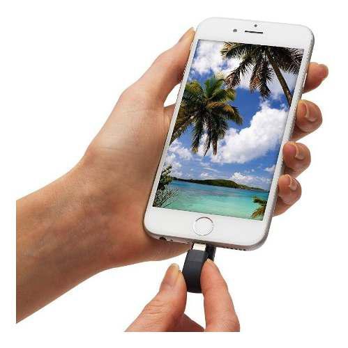 Unidad flash usb de 16gb sandisk ixpand para iphone / ipad