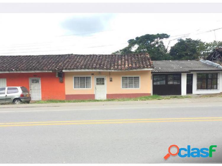 Venta casa lote 220 m2 tunía av. panamericana