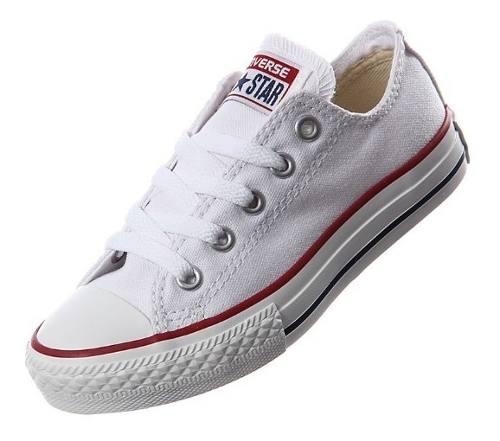 Converse all star clasico en zapato niños