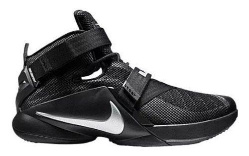 Tenis zapatillas nike lebron solidier 9 bota