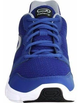 Tenis Zapatillas Zapatos Running Azules Hombre