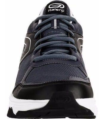 Tenis zapatillas zapatos running negros hombre